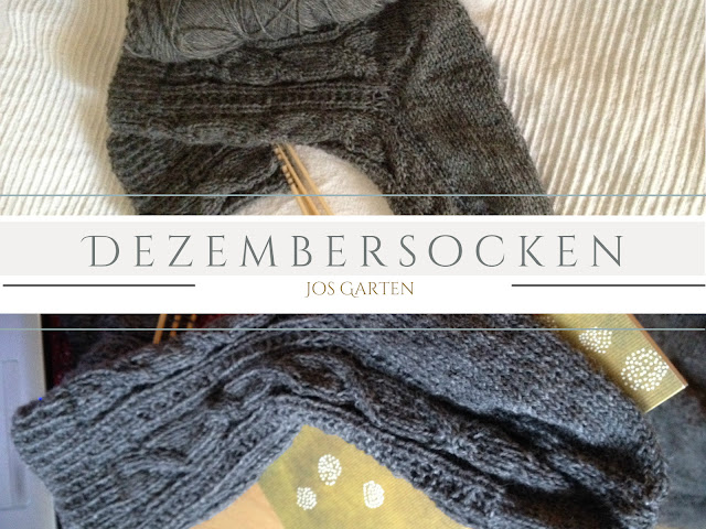 Der Blender/Socken/stricken/Zopfmuster