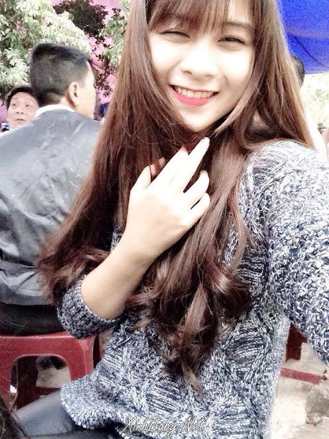 Fb gái xinh Vĩnh Phúc: Dương Ánh Nguyệt Linh (Linh Suri) - Gái Xinh Facebook  xinh như thiên thần