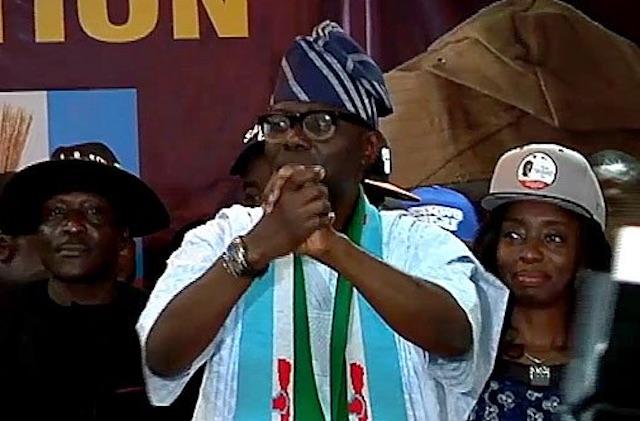 PDP congratulates Sanwo-Olu