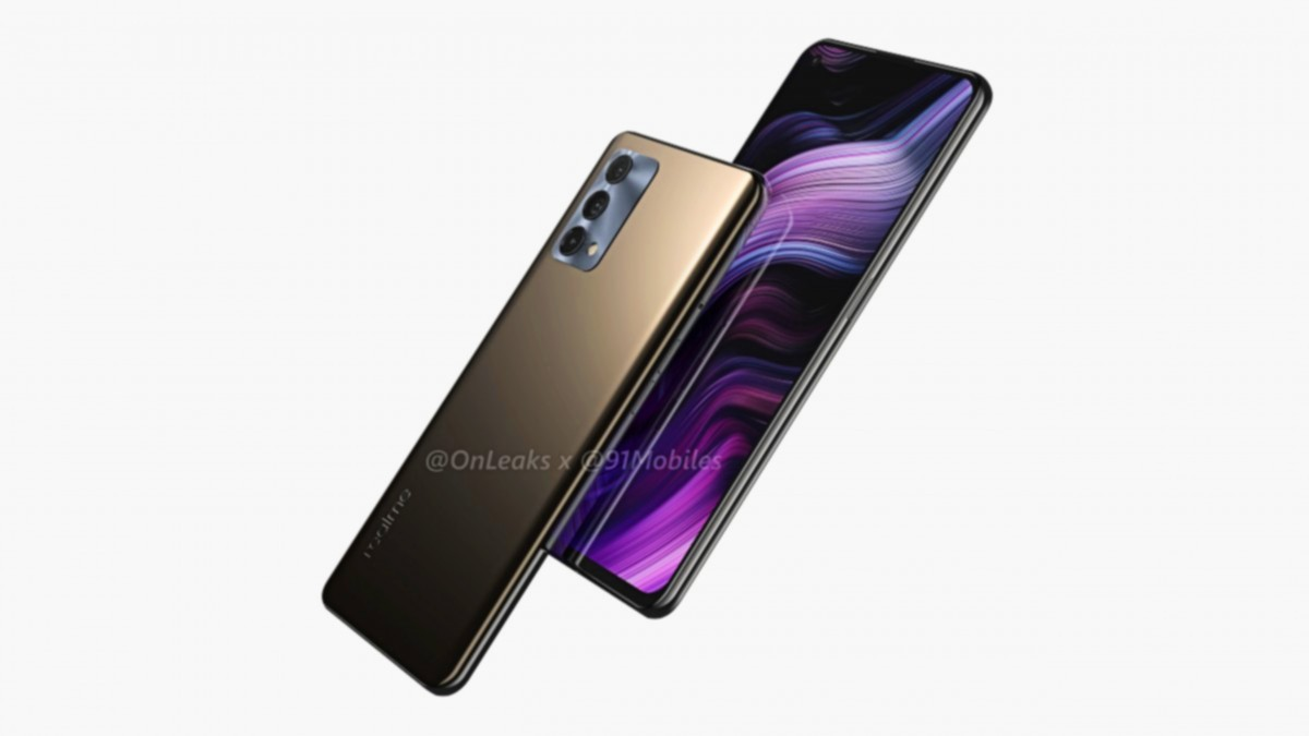 Realme GT Master Edition Appears in a Detailed Lea