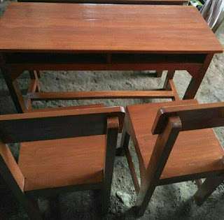 Meja sekolah kayu malang