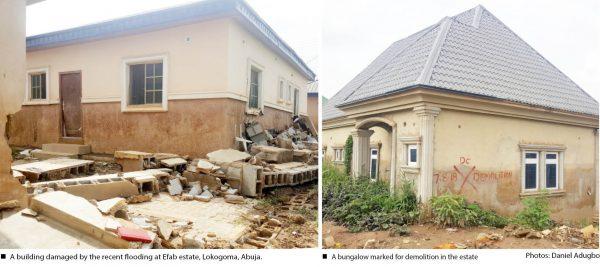 Efab Estate, Lokogoma Flood: House Owners Accuse FCDA,  Nwora of Fraud
