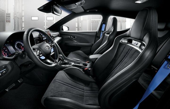 Hatchback thể thao Hyundai Veloster N 2021 bán tại Mỹ trong tháng 10