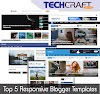 Top 5 Responsive Blogger Template free download 2019