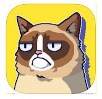 Grumpy Cat's Worst Game Ever button