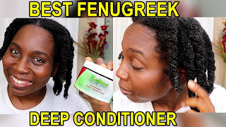 Kadima Organic Beauty Products Fenugreek Deep Conditioner | DiscoveringNatural