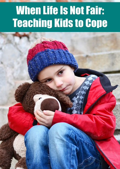 Helping children cope with disappointment
