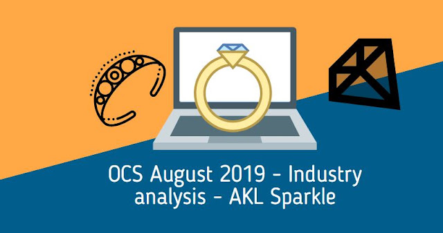 Industry Analysis OCS August 2019 - AKL Sparkle -  Pre seen video Preview from VIVA - CIMA