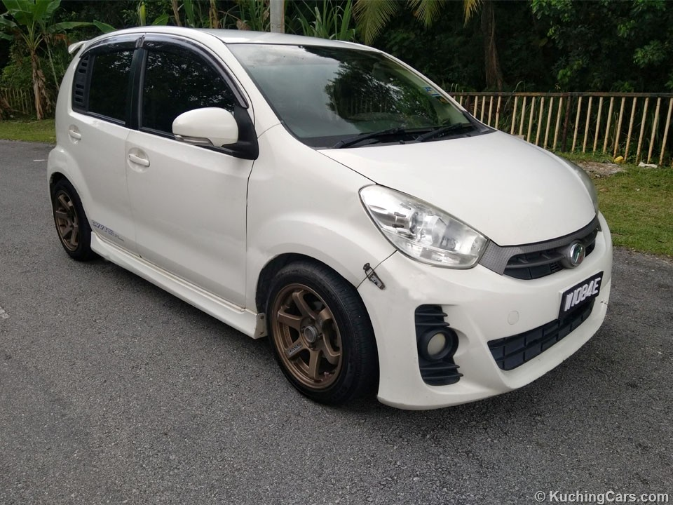 2013 Perodua Myvi 1.3 SE (A) Hatchback *Full Loan*