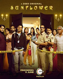 Sunflower Web Series on ZEE5 - Here is the ZEE5 Sunflower wiki, Full Star-Cast and crew, Release Date, Promos, story, Character, Photos, Title Song.