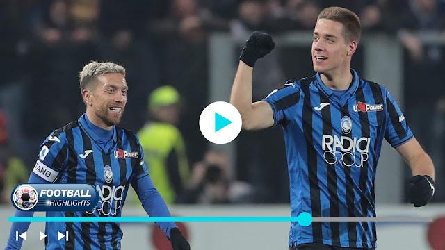 Atalanta vs Roma – Highlights