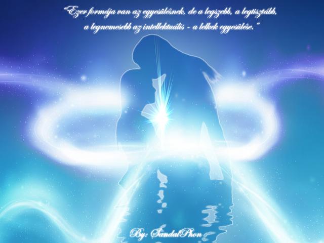 Lelkek egyesülése