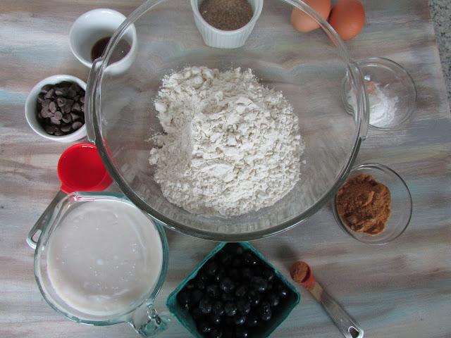 Easy gluten free pancakes
