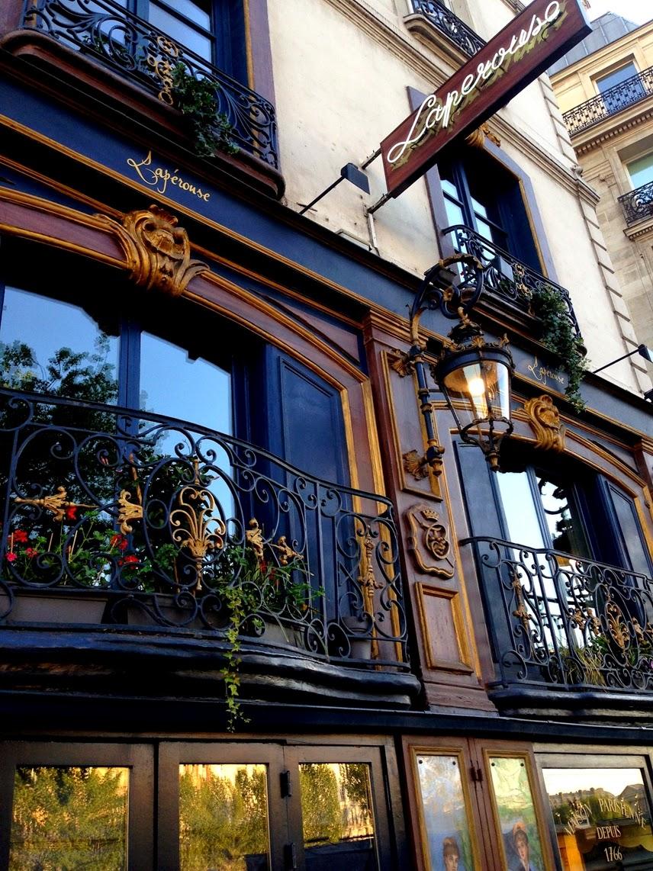 Hotel Villa La Parisienne Parigi lapérouse restaurant in paris. review. | canadian and world