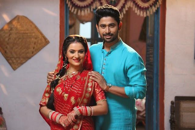 DDLJ style Karva chauth in &TV's Gudiya Humari Sabhi Pe Bhari