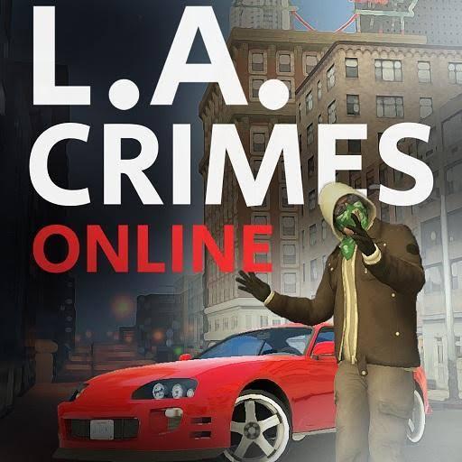Los Angeles Crimes v1.5.5 Apk Mod [Munição Infinita]