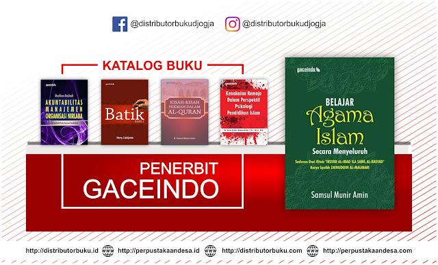 Buku Terbaru Terbitan Penerbit Gaceindo