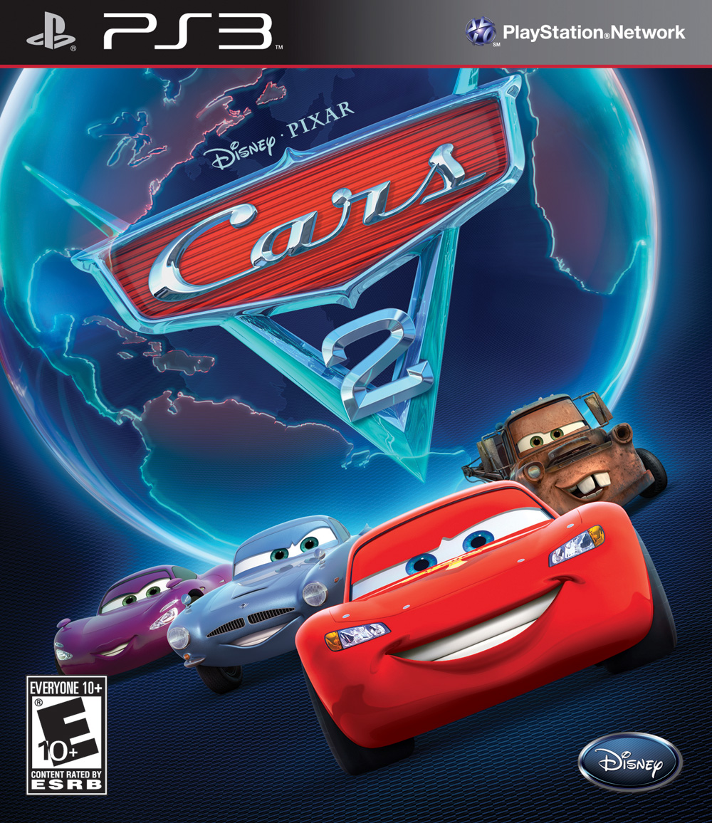 cars 2 ps3 final1 - Cars 2 For PS3