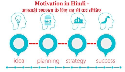 Motivation in Hindi - मनचाही सफलता के लिए यह भी कर लीजिए