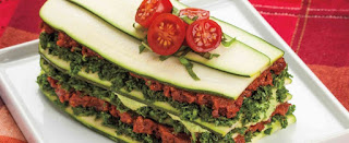 The Best Ever Raw Lasagna