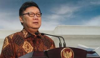 Bendera PDIP Dibakar, Menteri Tjahjo Minta Seluruh Pengurus Partai Bergerak