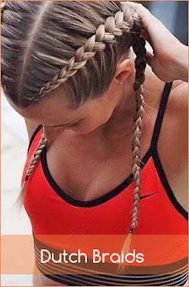 double dutch braids, How to make utch braids