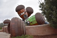 Canberra BIG Things |  BIG Acorn Playground in Molonglo Valley