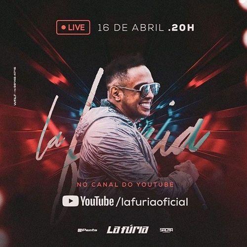 La Fúria - Live - #FicaEmCasa - #LaFuriaEvida - 2020
