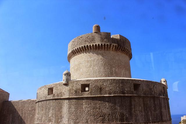 Descobrir Dubrovnik a pérola do Adriático - Muralhas de Dubrovnik