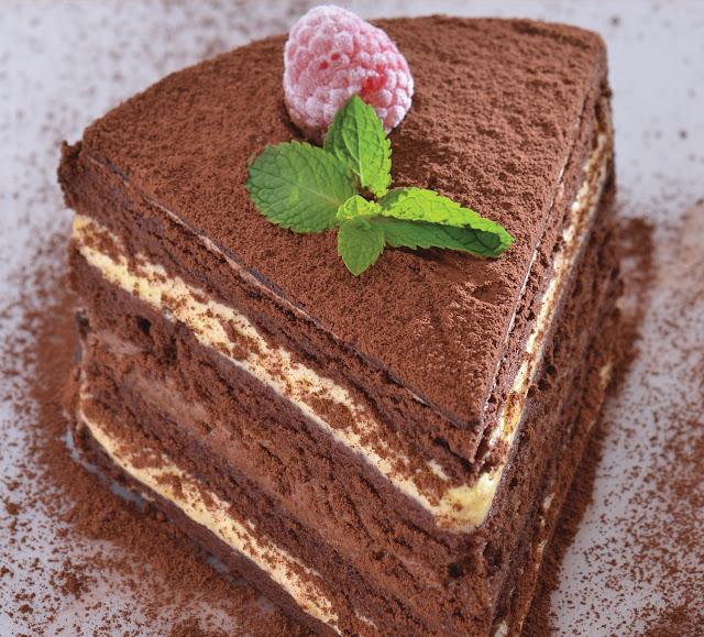 Cara Mudah Membuat Resep Tiramisu Cake