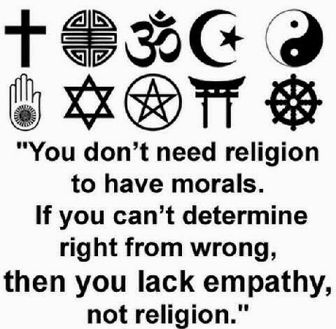What religion is right for you