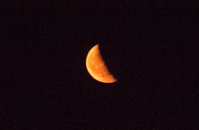luna arancio @Valeriaderiso