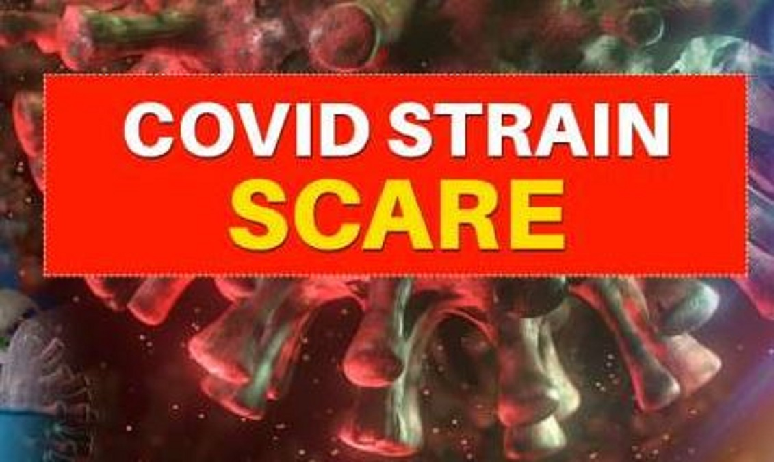 New Coronavirus Strain Appears More Infectious but not fatal