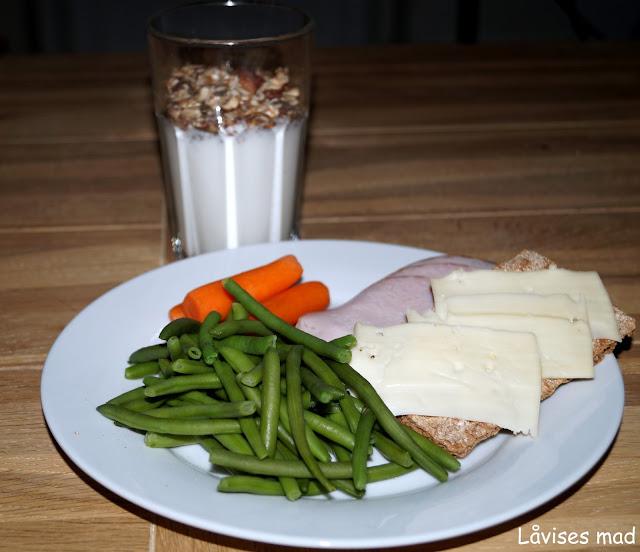 Låvises mad: Sensekost - dagbog 11