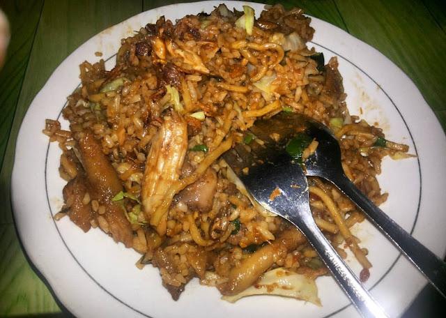 Kuliner Makanan Khas Magelang - Nasi Goreng Magelangan