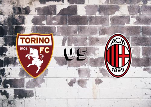 Torino vs Milan  Resumen y Partido Completo
