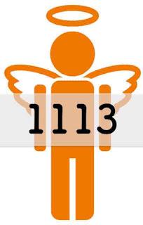エンジェルナンバー 1113