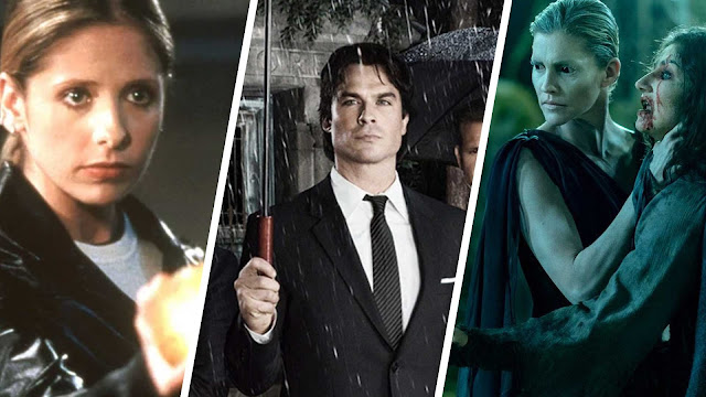 5 Shows to Watch if you Miss The Vampire Diaries