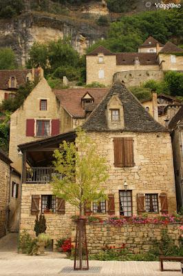 Edifici tipici del borgo