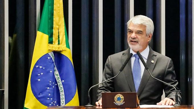 NOTA À IMPRENSA - Senador Humberto Costa