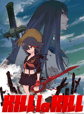 Descargar Kill la Kill MP4 HD Ligero [720p] [Sub Español] [MG] TV