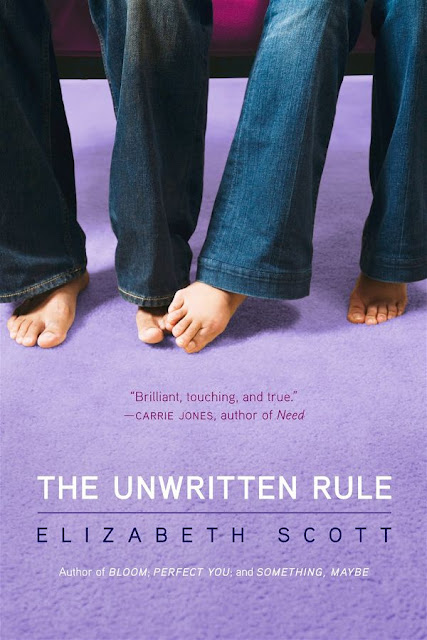 The unwritten rule | Elizabeth Scott