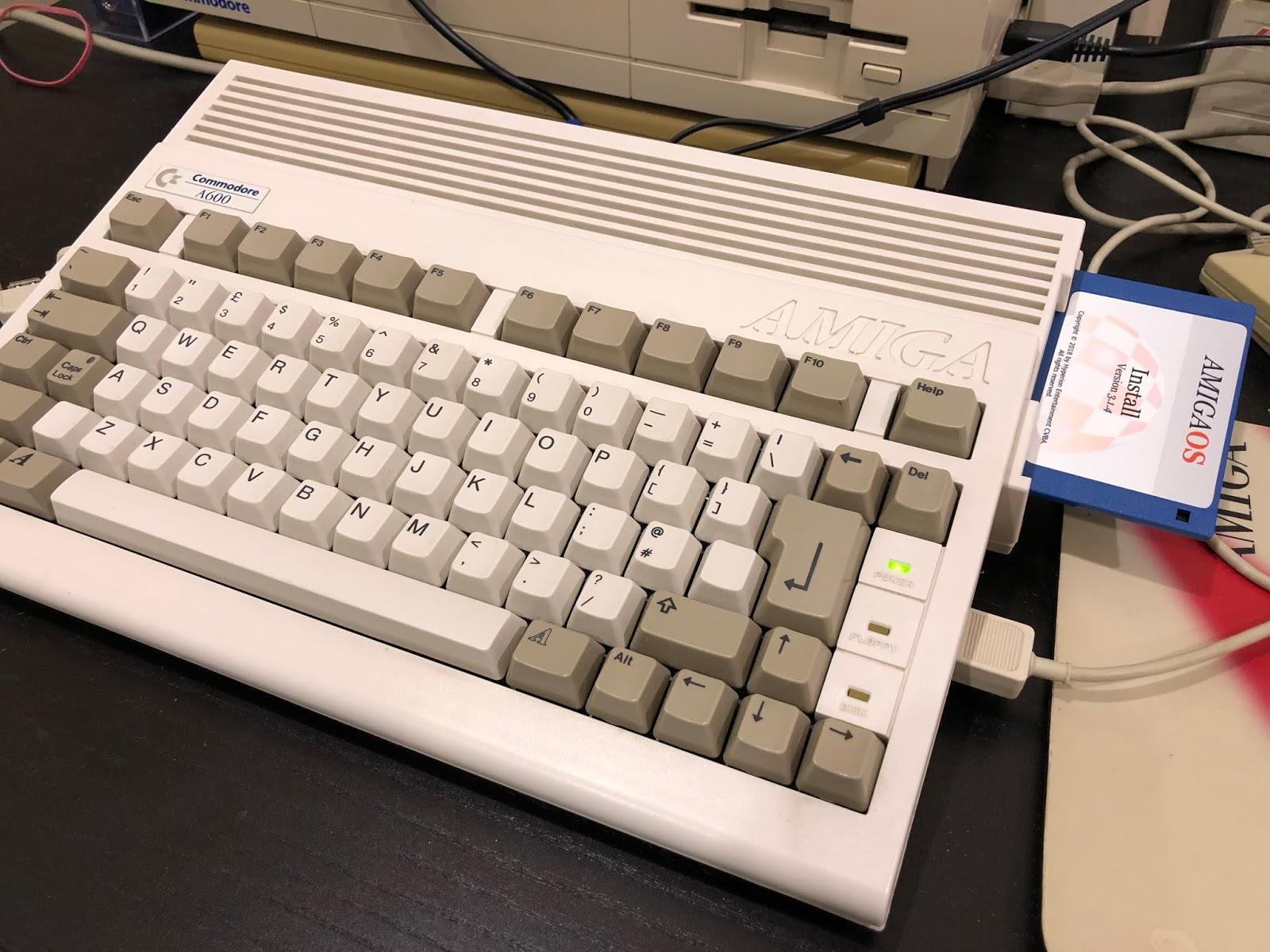 Ultimate Amiga 128gb Image