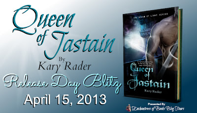Queen of Jastain Book Release Day Blitz