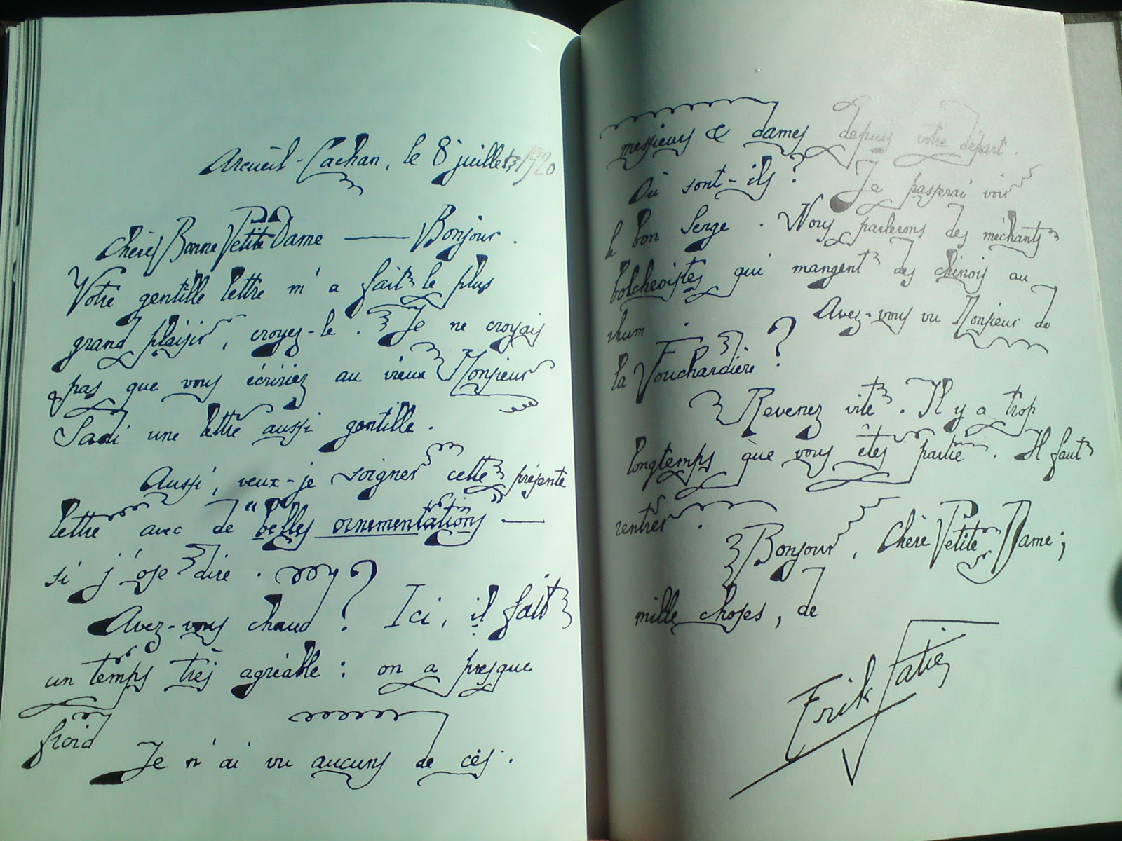 Drawing and Illusion: Erik Satie - Four Jokes that Changed ...