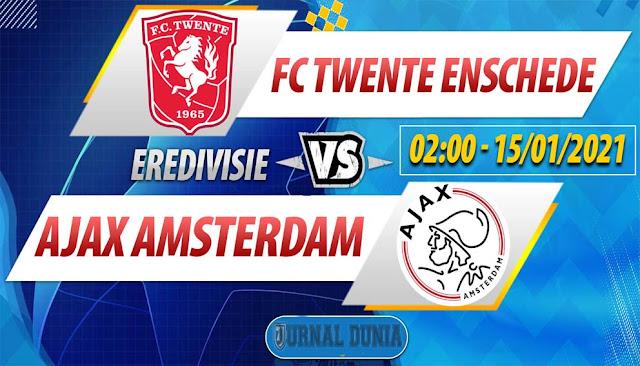 Prediksi FC Twente vs Ajax