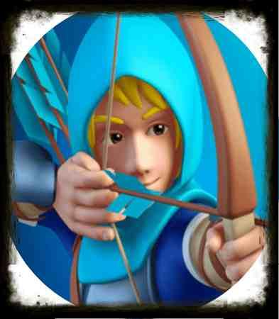 لعبة Tiny Archers MOD 1.40.05 مهكرة اموال وجواهر
