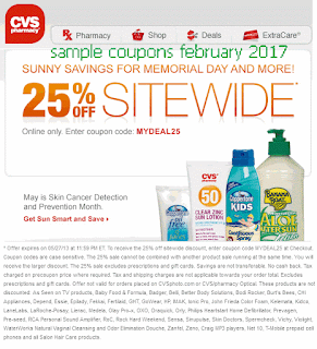 free Cvs Pharmacy coupons for february 2017