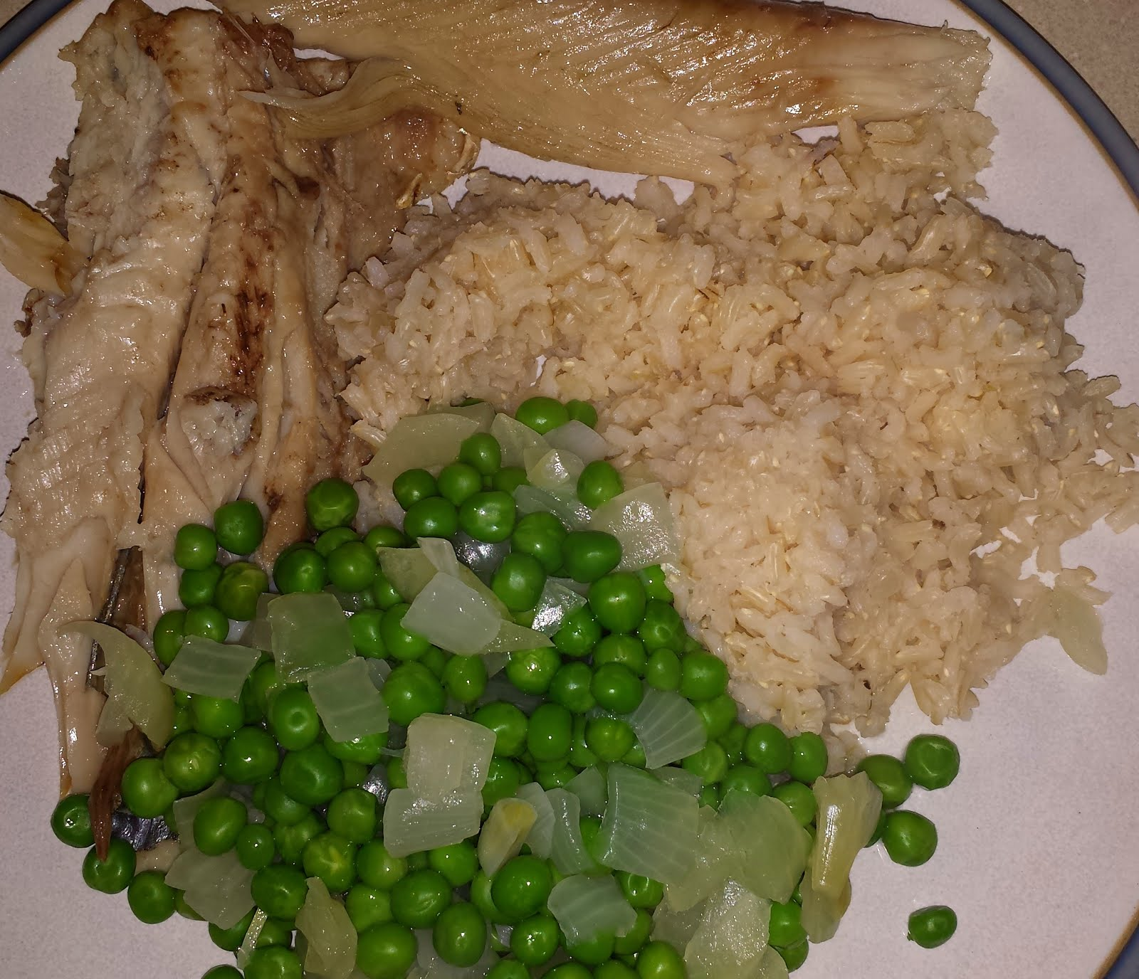 Mike's Meals: Baked Spanish Mackerel