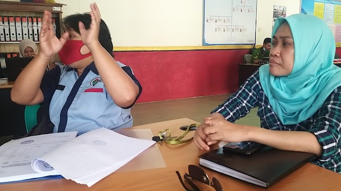 Pendamping Ahli Kabupaten Gelar Supervisi Penggunaan  DD Tahap 1 Dan 2  Desa Curah Malang